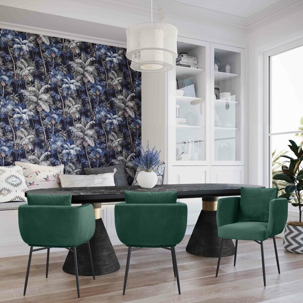 Jiminez Upholstered Dining Chair By Ivy Bronx