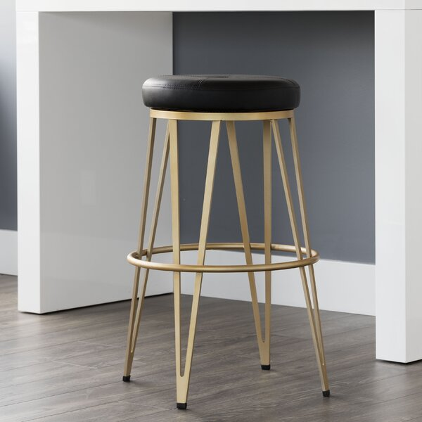 Urban Unity Matthews 29 Swivel Bar Stool by Sunpan Modern