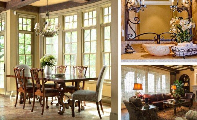 Super Tuscan-Style Decorating | Wayfair XP92