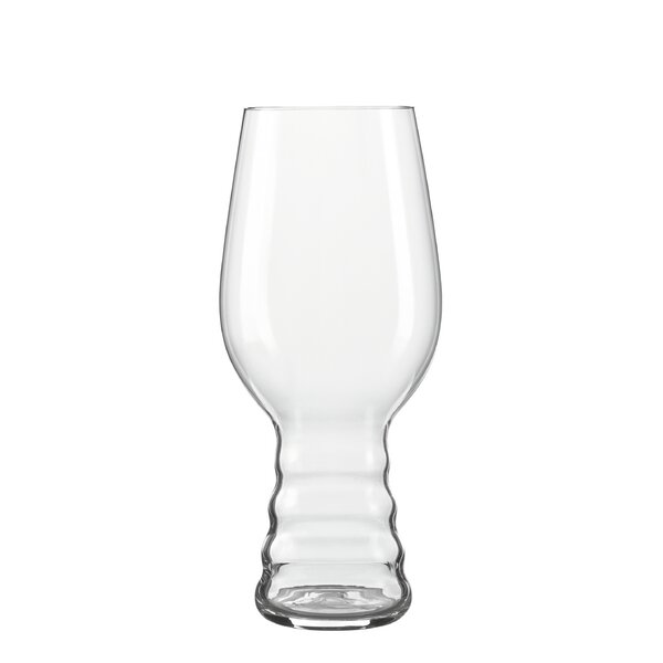Craft IPA 19.1 oz Glass Pint Glass (Set of 2) by Spiegelau