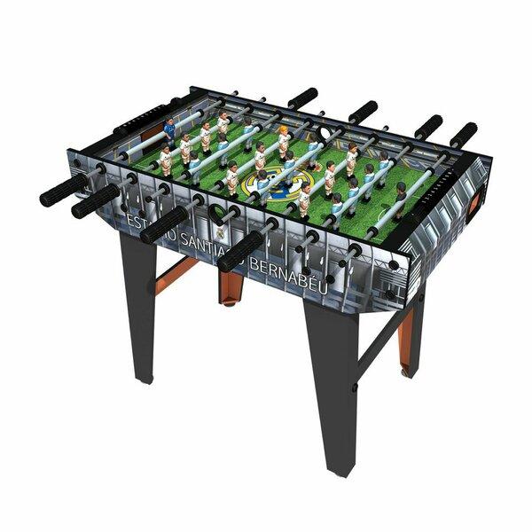 Real Madrid Foosball Table by Minigoals