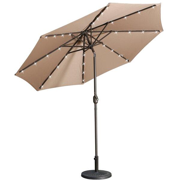 Kehlani 9' Market Umbrella By Alcott Hill by Alcott Hill Reviews
