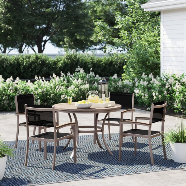 Caspian 5 Piece Conversation Set by Sol 72 Outdoor
