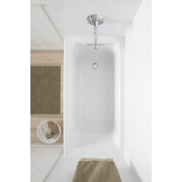 Archer 60 x 30 Alcove Soaking Bathtub by Kohler