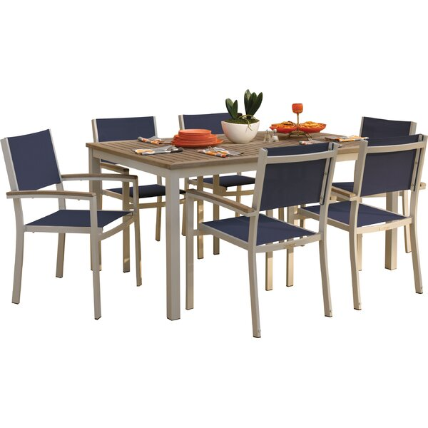 Caspian Dining Set by Sol 72 Outdoor