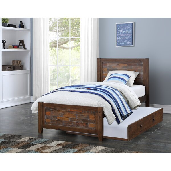Featherston Platform Bed with Trundle by Harriet Bee