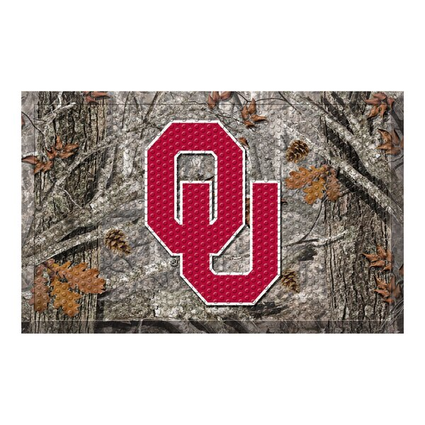 University of Oklahoma Doormat by FANMATS
