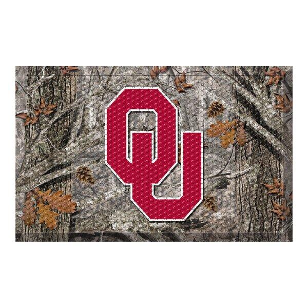 University of Oklahoma Doormat by FANMATS