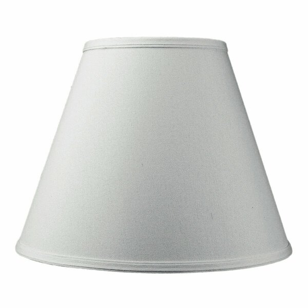 14 Linen Empire Lamp Shade by Home Concept Inc