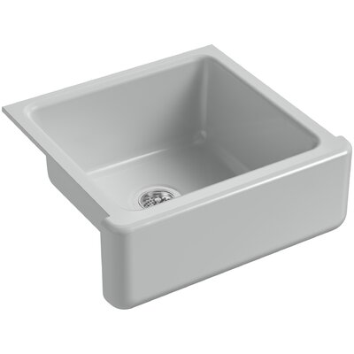 Bowl Sink Under Mount Single Tall Grey photo