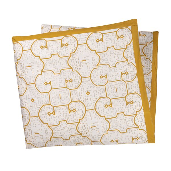 Trianon Duvet Set by DwellStudio