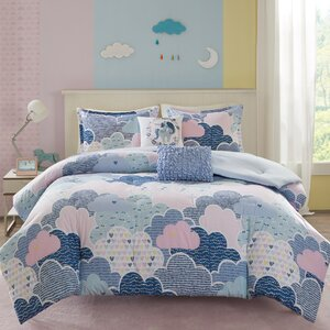 Karen Reversible Comforter Set