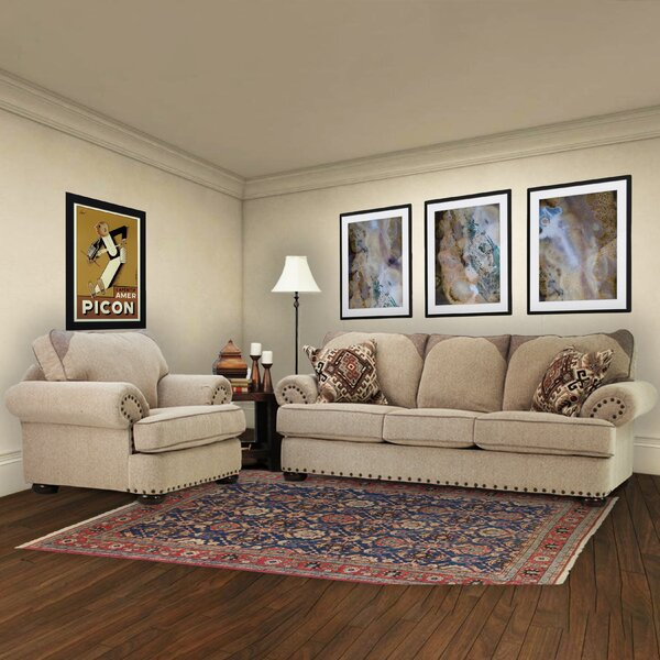 #2 Alpine Configurable Living Room Set By Canora Grey Bargain