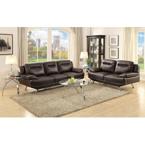 2 Piece Living Room Set Infini Furnishings