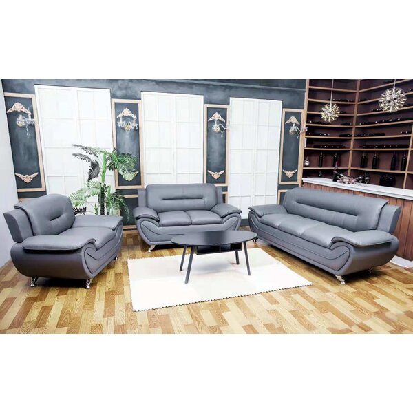 Searching for Stcyr 3 Piece Living Room Set by Orren Ellis