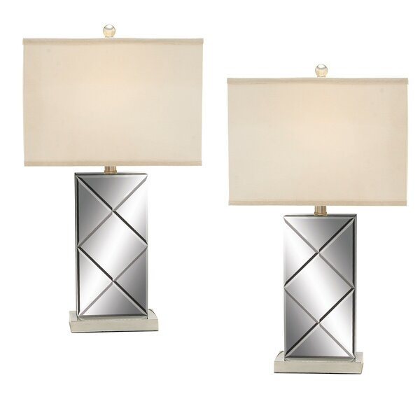 Urban Designs 26 Table Lamp (Set of 2) by EC World Imports