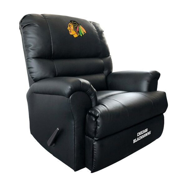Import Sports Manual Rocker Recliner By Imperial International