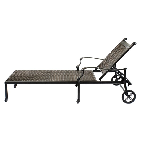 Cisbrough Reclining Chaise Lounge (Set of 2)