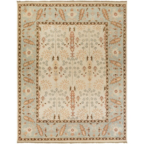 Mathilda Off White Rug by Darby Home Co
