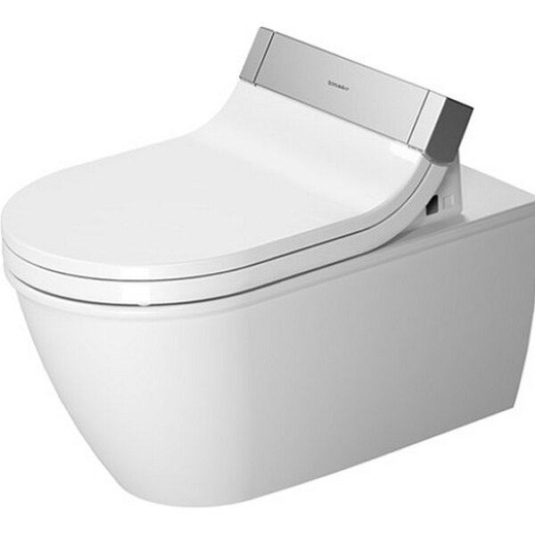 Darling New Wall Mounted Washdown 1.6 GPF Elongated Toilet Bowl by Duravit