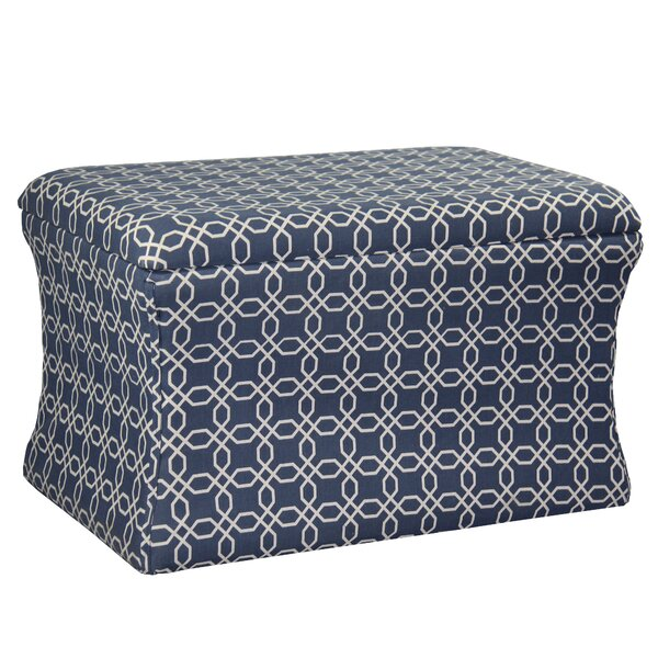 Siniard Storage Ottoman by Darby Home Co Darby Home Co