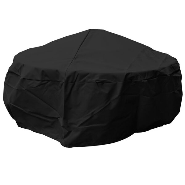 Premium Fire Pit Cover by Mr. Bar-B-Q