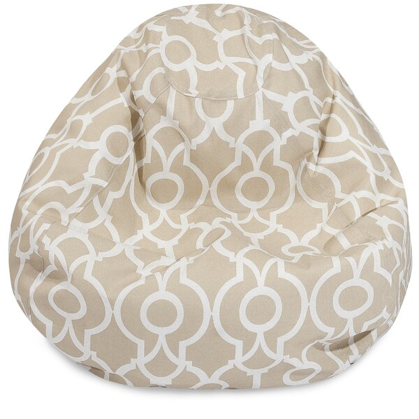 Athens Classic Bean Bag Chair by Majestic Home Goods