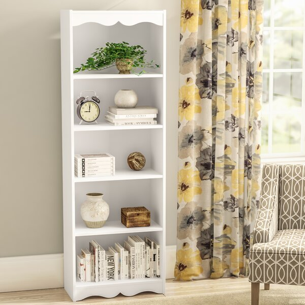 New Milford Standard Bookcase By August Grove