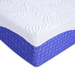 Alwyn Home Medium Memory Foam Mattress with Tight Top