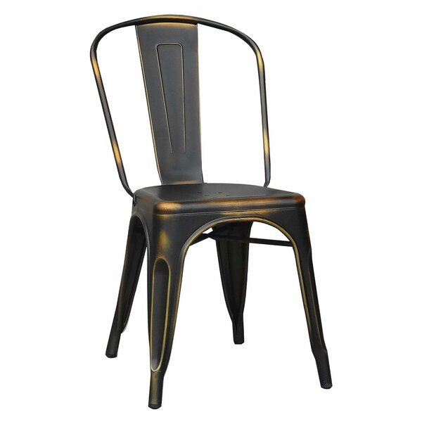 Guard Metal Dining Chair (Set of 4) by Williston Forge