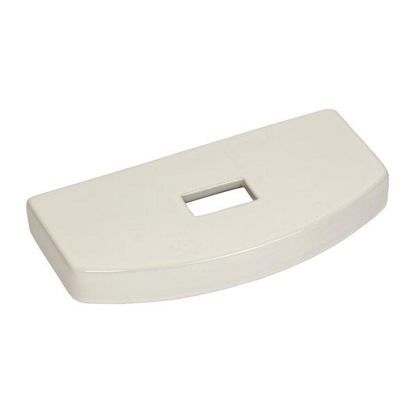 Boulevard Tank Lid For Dual Flush by American Standard