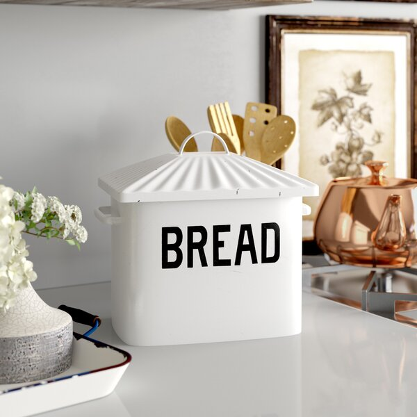 Selim Bread Box by Laurel Foundry Modern Farmhouse