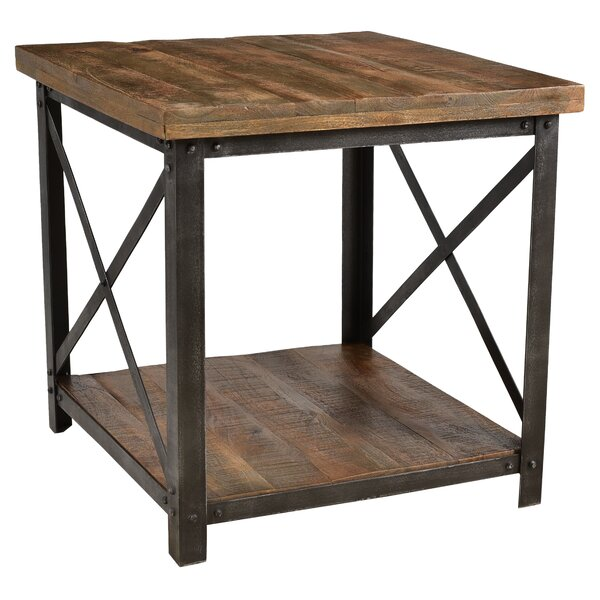 Hessler End Table by Loon Peak