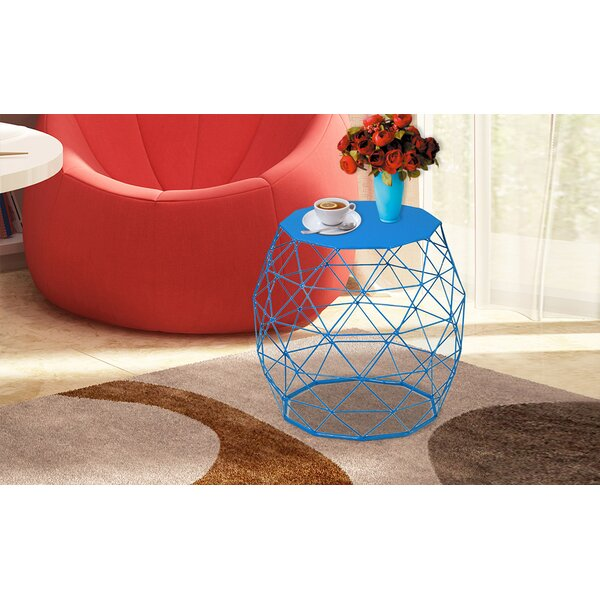Gratton Metal Side Table by Wrought Studio