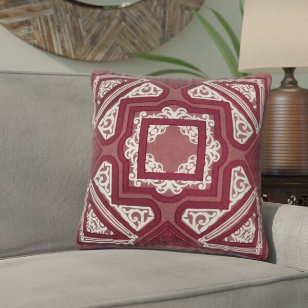 Elyseum Throw Pillow by Bungalow Rose