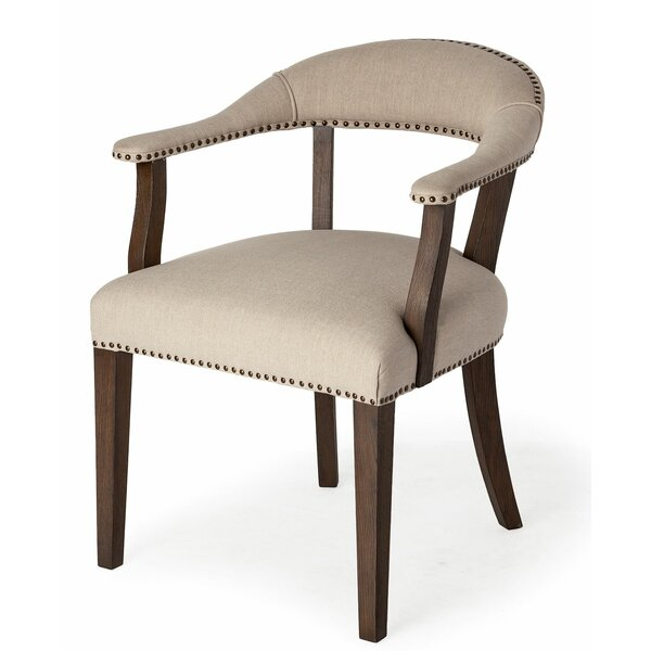 Joe Upholstered Dining Chair by One Allium Way
