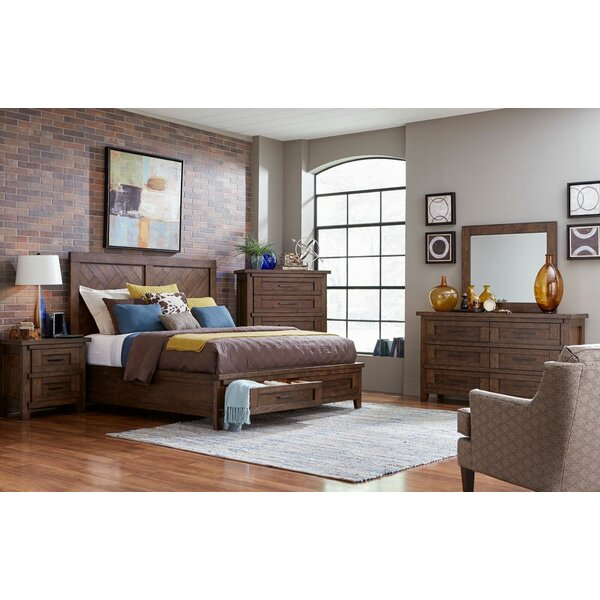 Pieceworks Panel Configurable Bedroom Set by Broyhill®