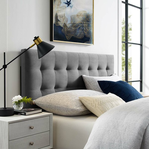 Wykoff Upholstered Panel Headboard by Mercer41