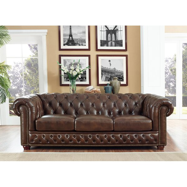 Worcester Chesterfield Sofa by Trent Austin Design