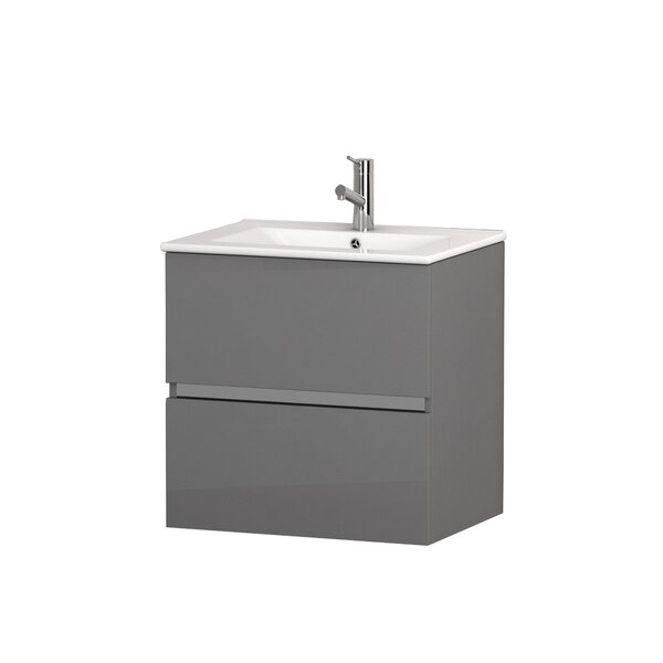 Lula 24 Single Bathroom Vanity Set by Orren Ellis