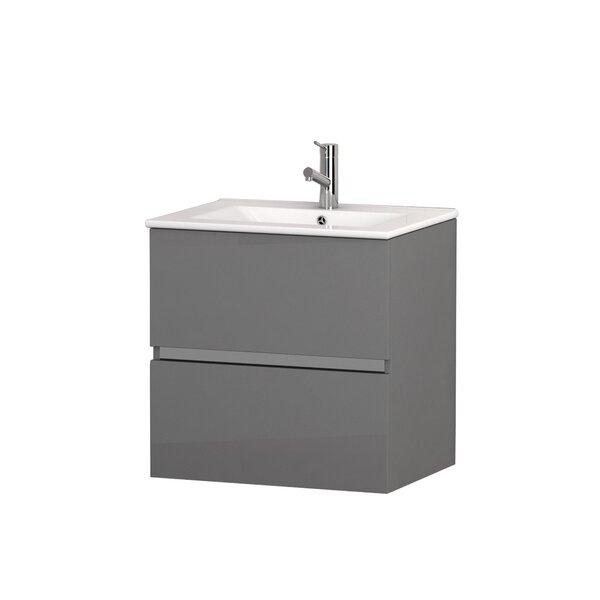 Lula 24 Single Bathroom Vanity Set by Orren Ellis