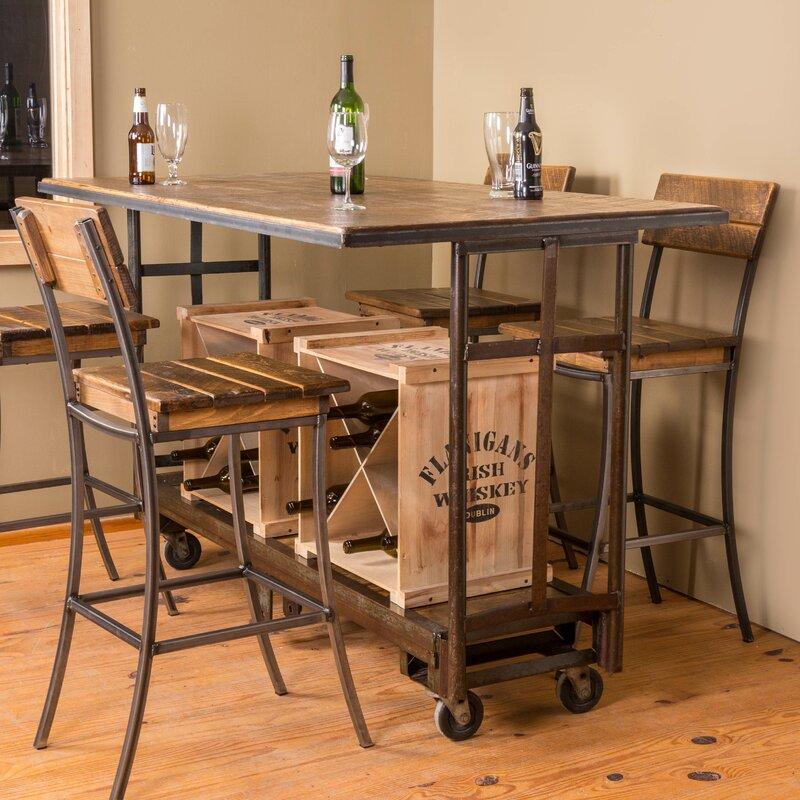 Pub Tables & Bistro Sets You\'ll Love | Wayfair