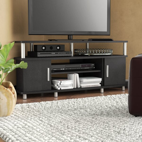 Mendoza Corner TV Stand For TVs Up To 50