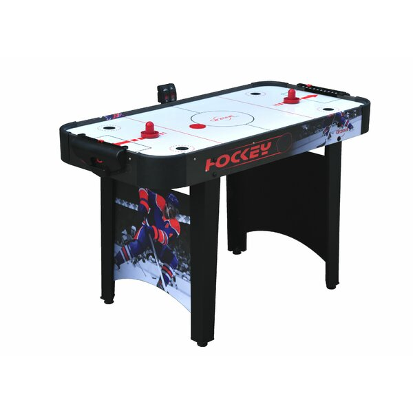 48 Air Hockey Table with LED Scoring by AirZone Play