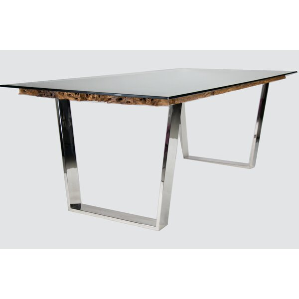 Claudette Dining Table by Brayden Studio
