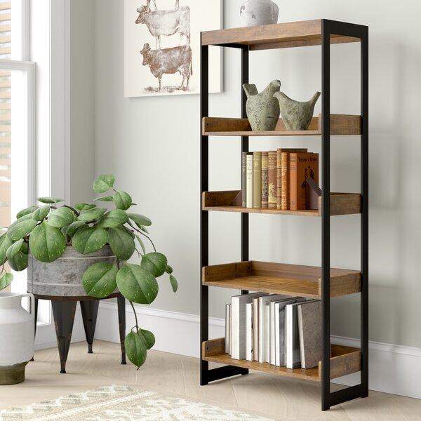 Enes Etagere Bookcase By Laurel Foundry Modern Farmhouse