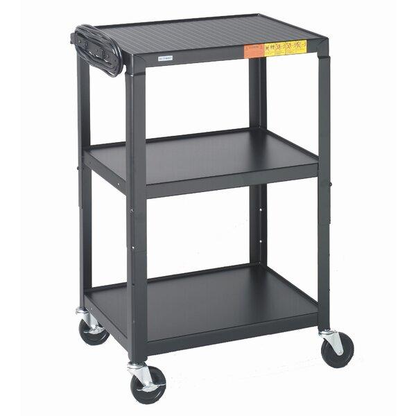 UL Listed AV Cart by Bretford Manufacturing Inc