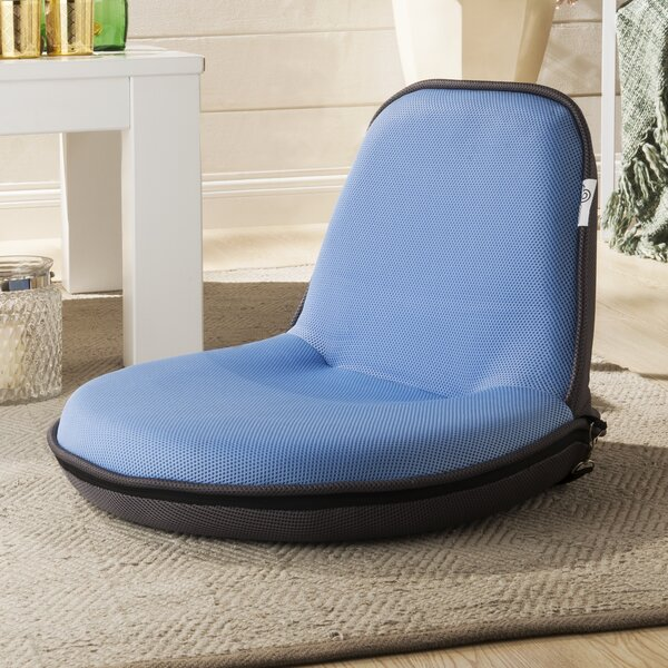 Quickchair Loungie Indoor/Outdoor Portable Multiuse Folding Stadium Seat by Inspired Home Co. Inspired Home Co.