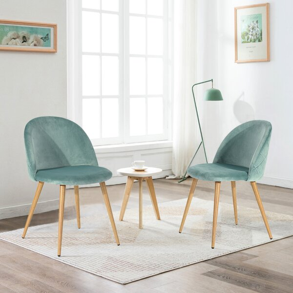 Costner Side Chair (Set of 2) by Hashtag Home