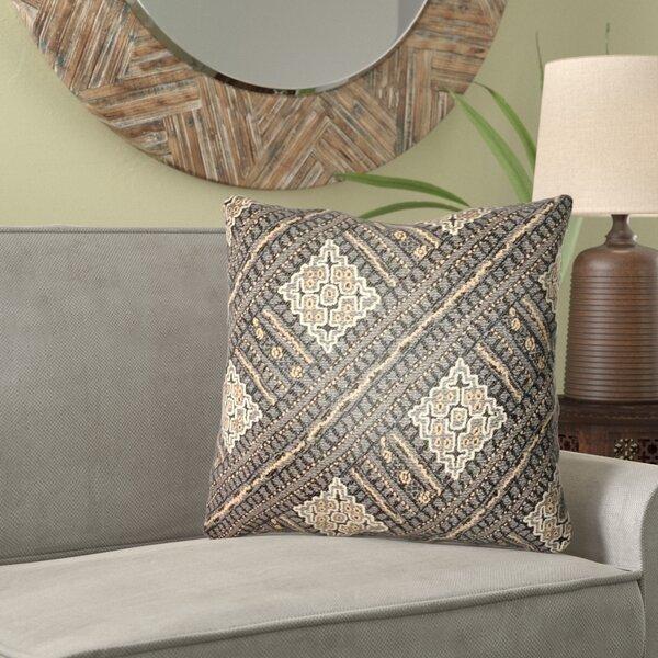 Macleod Geometric Luxury Indoor/Outdoor Lumbar Pillow